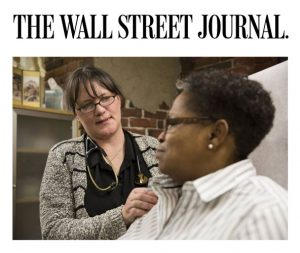 Wall Street Journal-Wellscape Direct-Primary Care Article